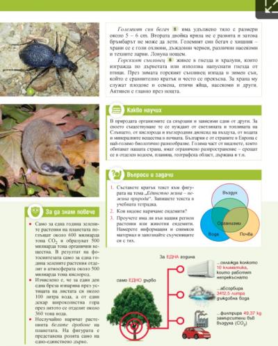Тема: Биоразнообразие и единство в природата - Изображение 2