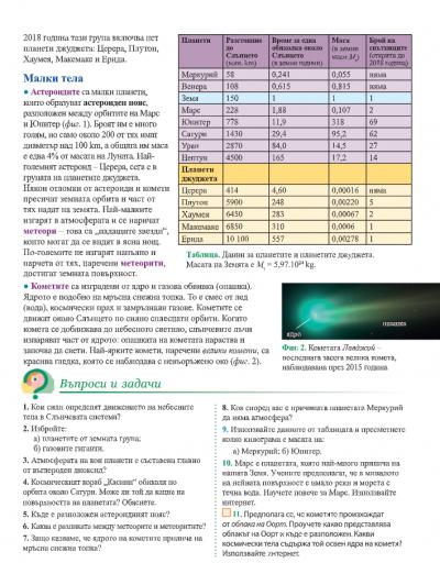 7 клас Физика и астрономия 28.05.2020г 2