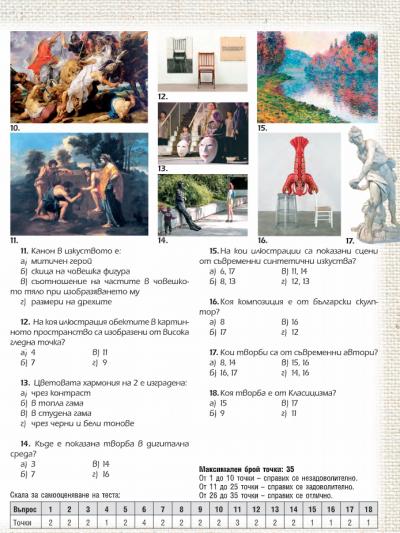 7 клас Изобразително изкуство 9.06.2020г 2